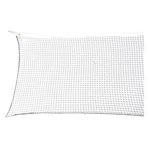 Filet de badminton de base, 20'