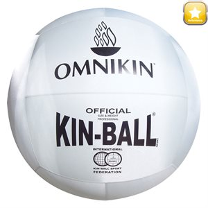 Ballon Officiel de KIN-BALL®, gris