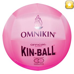 Ballon Officiel de KIN-BALL®, rose