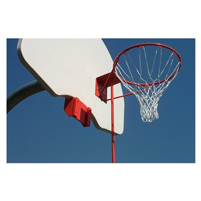 Panier basketball amovible panneau ventail - Panier de basket amovible ...