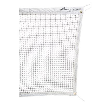 filet de badminton avec c ble d 39 acier. Black Bedroom Furniture Sets. Home Design Ideas