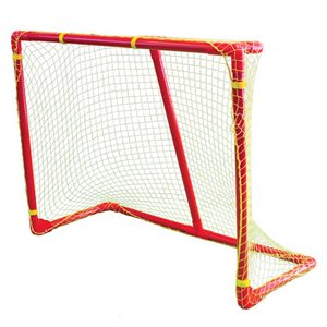 "But de hockey en PVC avec filet 54""x44"""