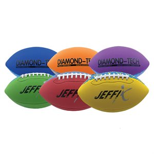 Ens. de 6 ballons de football DIMPLE-TECH™, #7