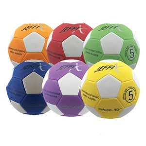 Ensemble de 6 ballons de soccer DIMPLE-TECH™