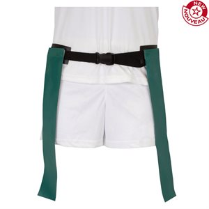 Ceinture de flag-football, verte
