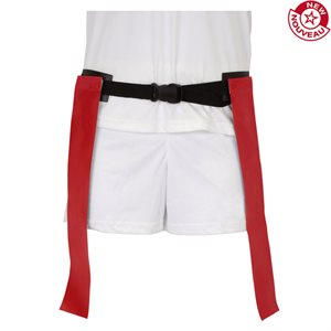 Ceinture de flag-football, rouge