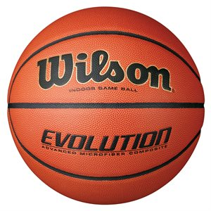 Ballon de basketball Wilson Evolution