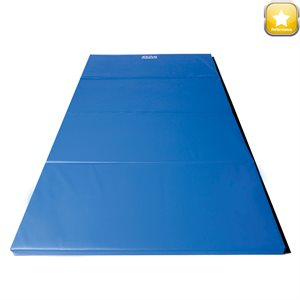 High density foam foldable mat