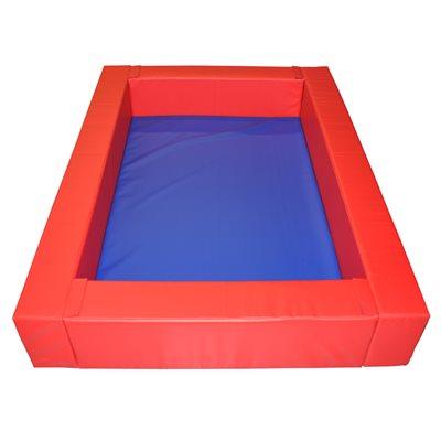 piscine aire de jeu en mousse. Black Bedroom Furniture Sets. Home Design Ideas