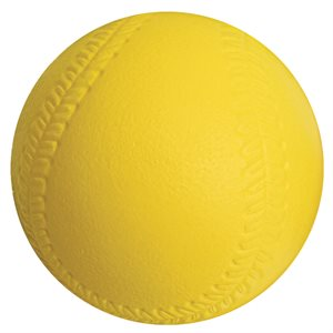 Balle de softball en mousse, 12""