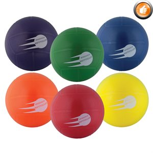 Ens. de 6 ballons de volleyball Speedskin, 8""