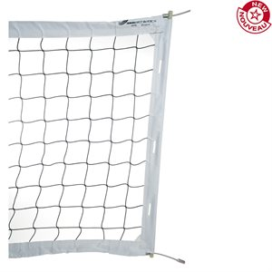 Filet de volleyball de compétion Pan Am, 3mm, 32'
