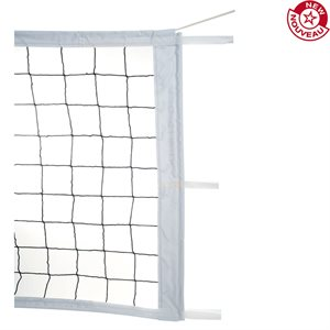 Filet de volleyball de compétition, 3mm, 32'