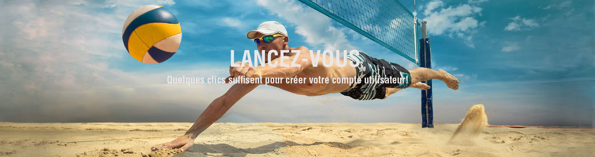 catsports-volleyball-creez un compte